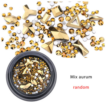 Διακόσμηση νυχιών Diverse DIY Crystals Μανικιούρ - Πεντικιούρ Προϊόντα Περιποίησης MSOW
