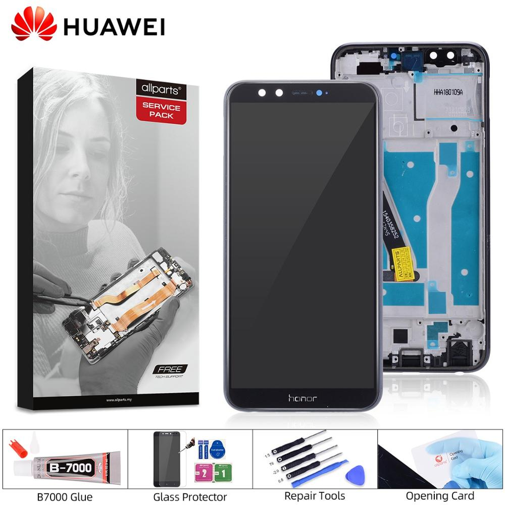 <font><b>Original</b></font> For Huawei <font><b>Honor</b></font> <font><b>9</b></font> <font><b>lite</b></font> LCD Display Touch Screen For Huawei <font><b>Honor</b></font> <font><b>9</b></font> <font><b>Lite</b></font> Display LCD with Frame Digitizer LLD L31 image