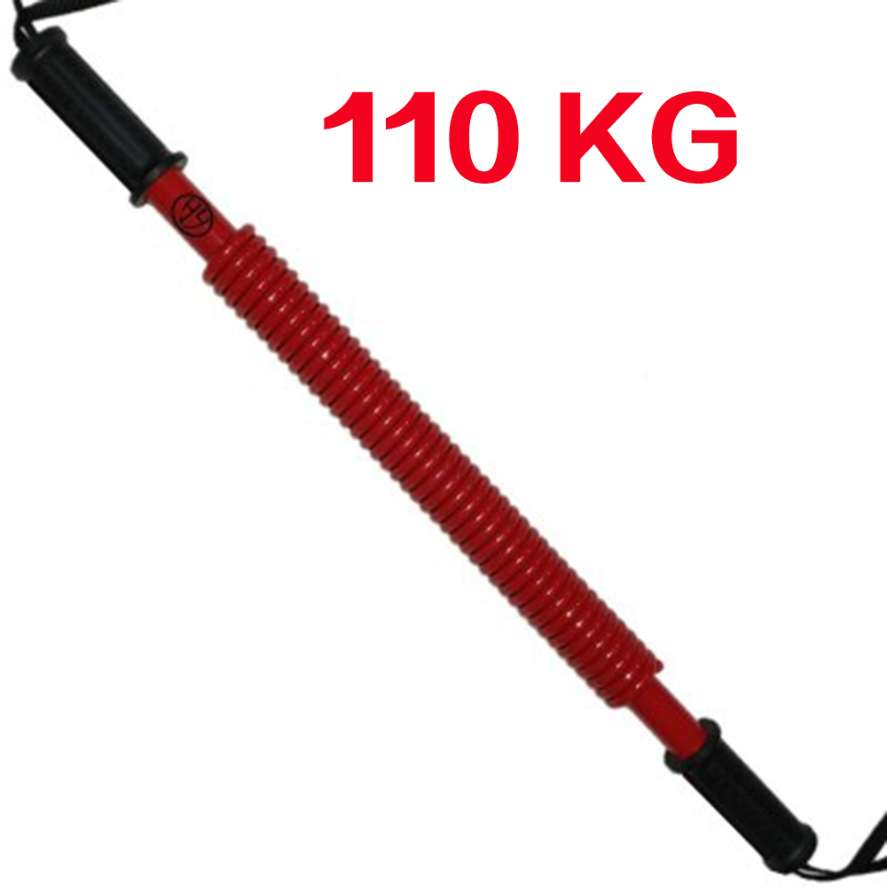 Spring Arm Strength Hand Gripper Arm Power Blaster Fitness Equipment Gym Expander Forearm Power Twist 110KG
