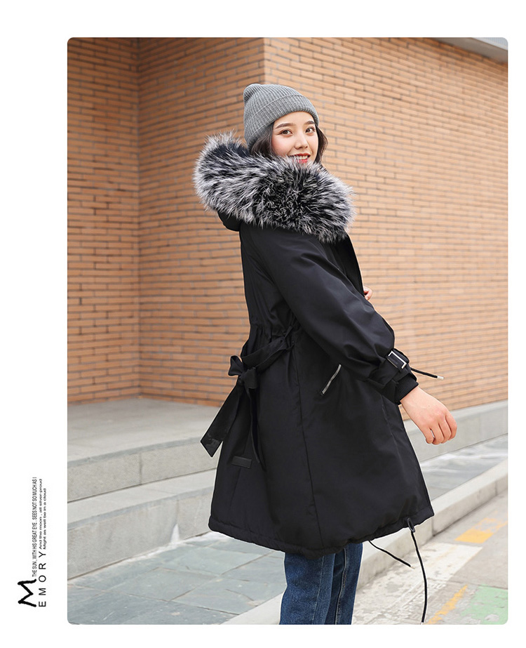 Outwear  Parkas Thick 16
