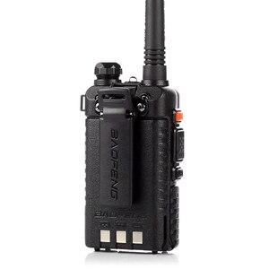 Image 3 - Baofeng UV 5R 워키 토키 10km UV5R CB 라디오 5W 128CH VHF UHF 듀얼 밴드 Baofeng UV 5R 양방향 햄 라디오 comunicador 스캐너