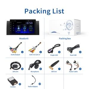 "Image 5 - Dasaita 9"" IPS Touch Screen Android 10.0 Car Radio for BMW E39 E53 X5 DSP Car Stereo Multimedia Navigation HDMI 4GB RAM"