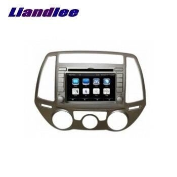 Liandlee For HYUNDAI I20 2008~2014 LiisLee Car Multimedia TV DVD GPS Audio Hi-Fi Radio Stereo Original Style Navigation NAVI
