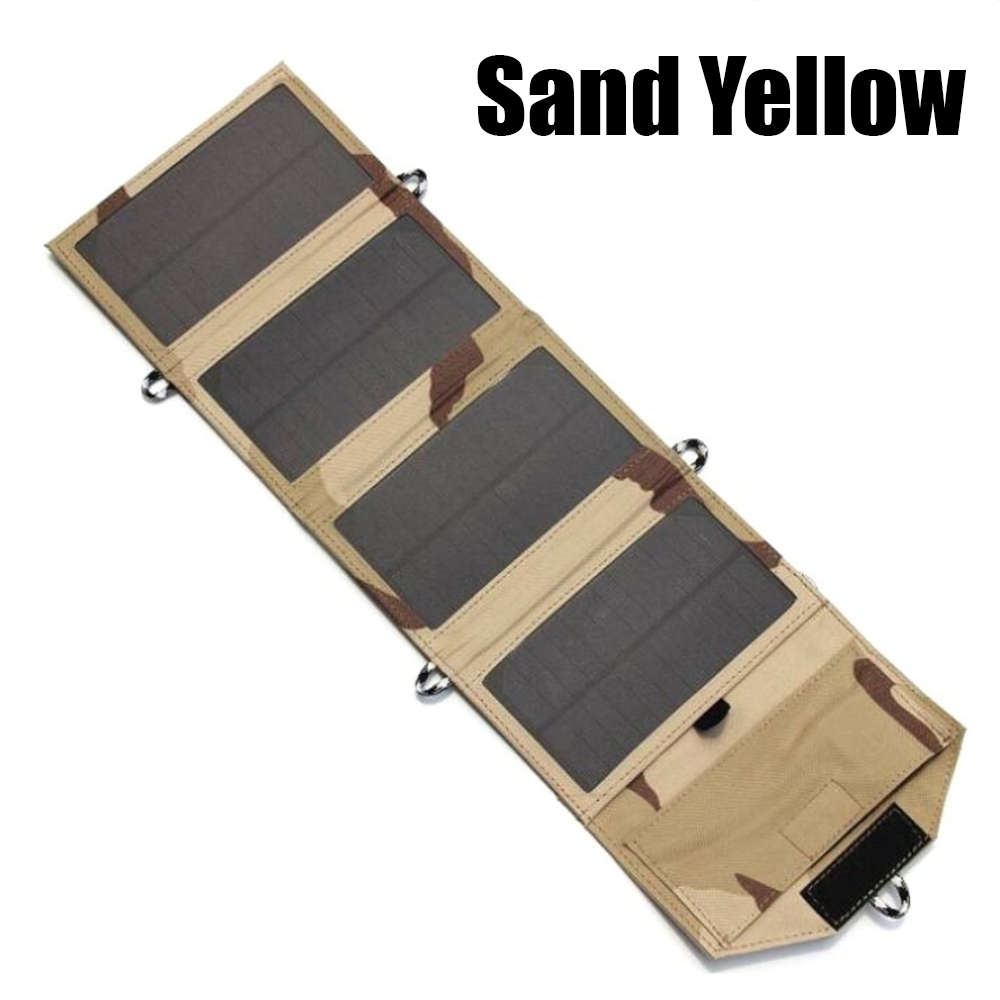 7w 5v dobravel painel solar dobravel carregador 04