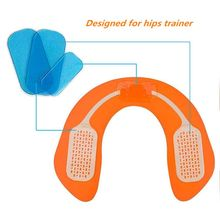 Sheet-Pads Stimulator-Gel Training Muscle EMS Replacement Muscle-Hydrogel-Sticker ABS