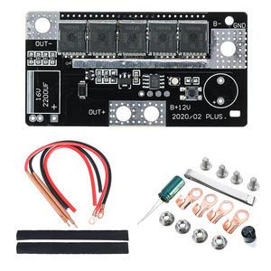 Professional 12VBattery DIY Portable Spot Welding Machine Storage PCB Circuit Board Welding