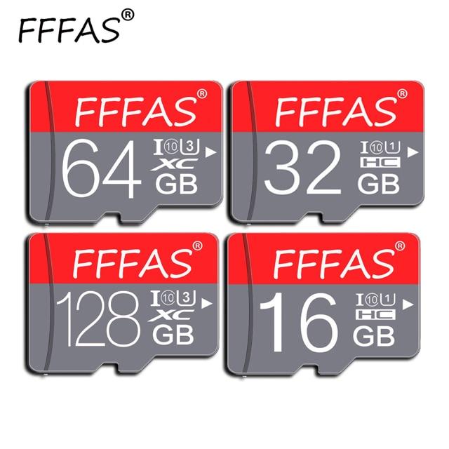 Hot Sale 32gb Micro Sd Memory Card 8GB 16GB 32GB 64GB 128GB Class 10 Micro Sd Card Flash Card Pendrive Cartao De Memoria