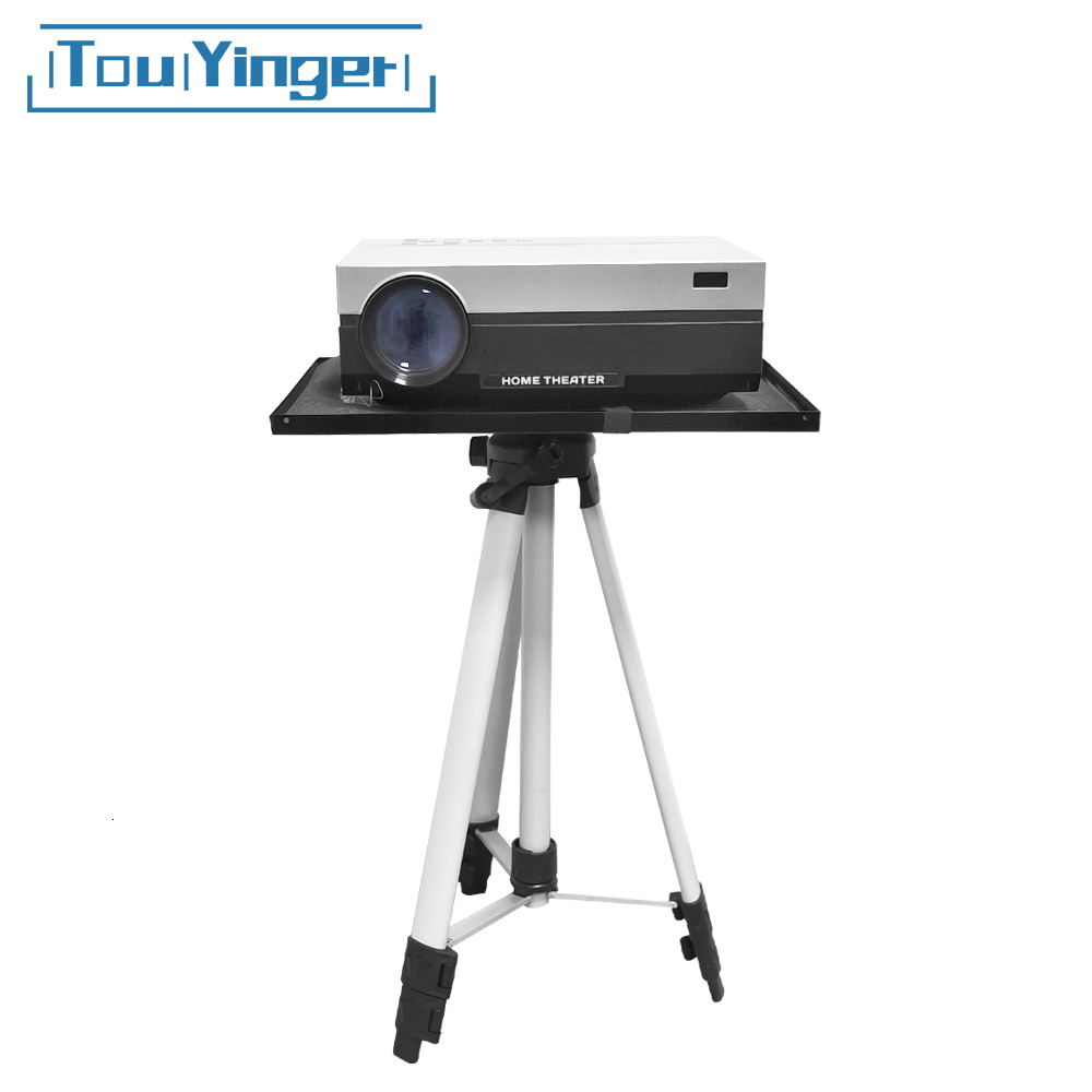 Tray and bracket tripod for projector, Light portable hand expansion Projector stand, Can bear 8 kg tripod Projector accessories