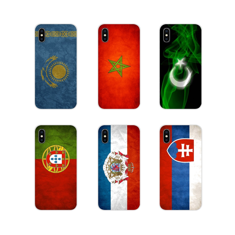 Phone Bag <font><b>Case</b></font> For LG G3 G4 Mini G5 G6 G7 Q6 Q7 Q8 Q9 V10 V20 V30 X Power 2 3 K10 K4 K8 2017 <font><b>Kazakhstan</b></font> Flag Other Country Flags image