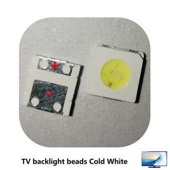 200PCS FOR WOOREE UNI LED backlight LCD TV bead 3 V 1 W 3535 LED SMD Lamp bead 3535 cold white WM35E1F-YR07-eB