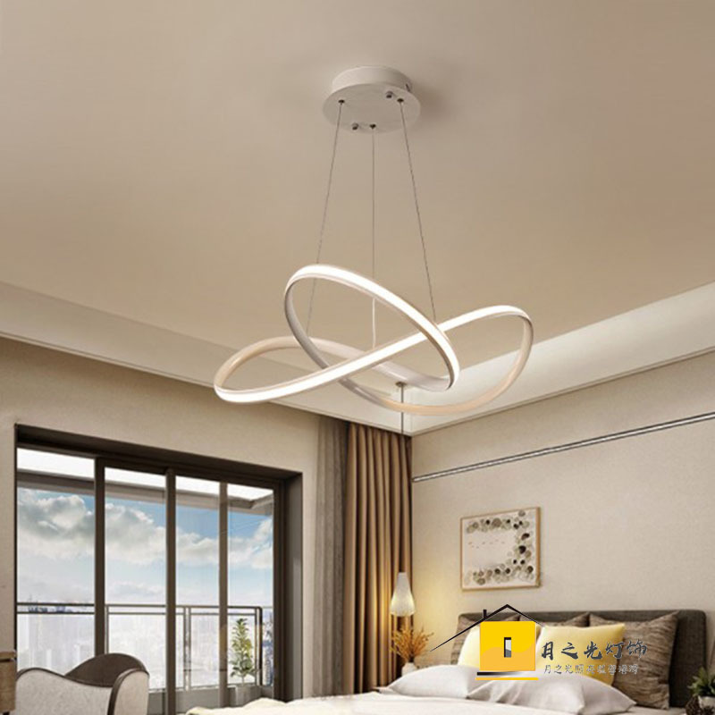 Japan Luminaria Pendente Rope LED  Pendant Lights  Living Room   Restaurant  Deco Maison Hanging Ceiling Lamps Pendant Lights
