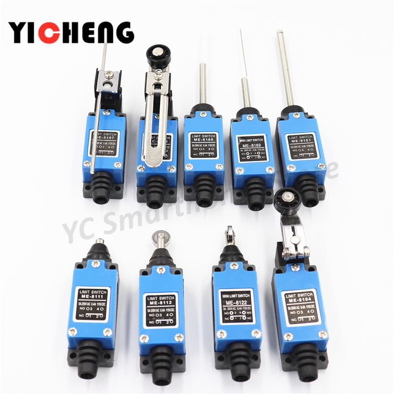 ME-8108 ME-8104 Travel switch Self-reset touch controller limit switch open and close(China)