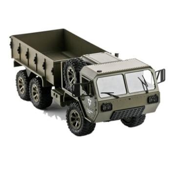 1:16 2.4G ستة عجلة القيادة بيك اب الولايات المتحدة نماذج من الشاحنات مع خيمة التحكم عن بعد سيارات لعبة أطفال لعبة جميلة هدية