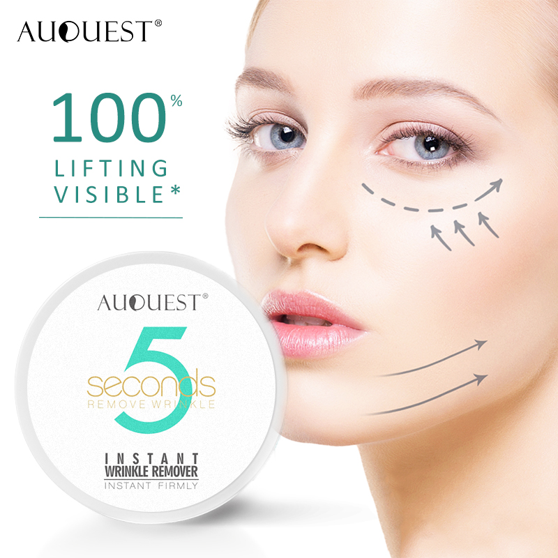 Instantly Wrinkles Remover Antioxidante Skin Lifting Wrinkles Cream High Moisturizing Temporary Effect Face Day Cream 20g