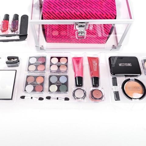kit de maquiagem mala cheia sexy