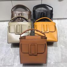 free shipping 2019 the new  style Europe and the United States pop genuine cow leather women handbag&shoulder&crossbody bag kadiler imported thailand crocodile handbag leather handbag europe and the united states the new female bag bag the feast