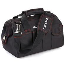 Handbag Storage-Tool-Bag Oxford-Cloth Multi-Function 600D Waterproof Metal-Frame-Port