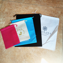 Non-Woven Shopping-Tote-Bag Packaging Customized-Logo Eco-Friendly Reusable Wholesale