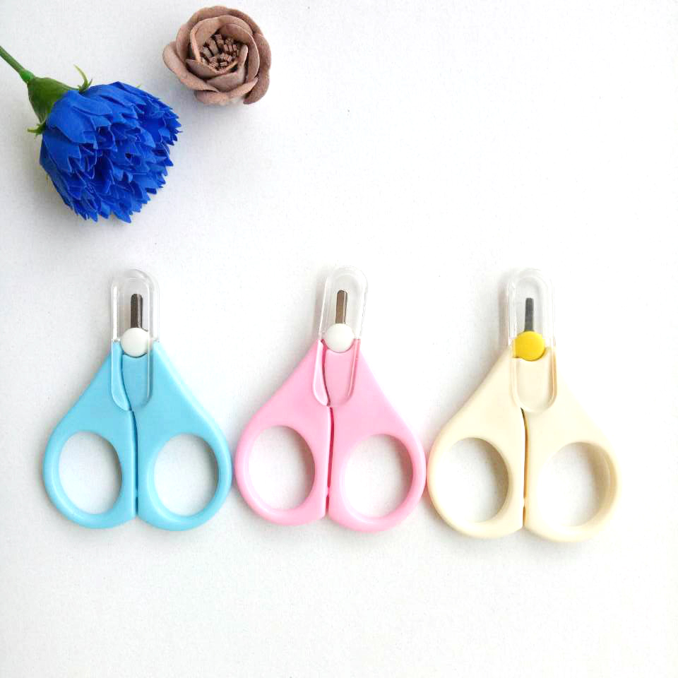 Practical Daily Baby Nails Scissors Lovely Mini Clipper Trimmer Baby Nail Care Newborn Kids Baby Safety Manicure Nail Cutter