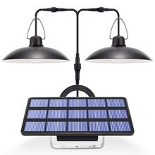 ソーラーソーラーパネル屋内屋外照明ソーラーランプ9.8FTコード日光ペンダント天井ポーチ