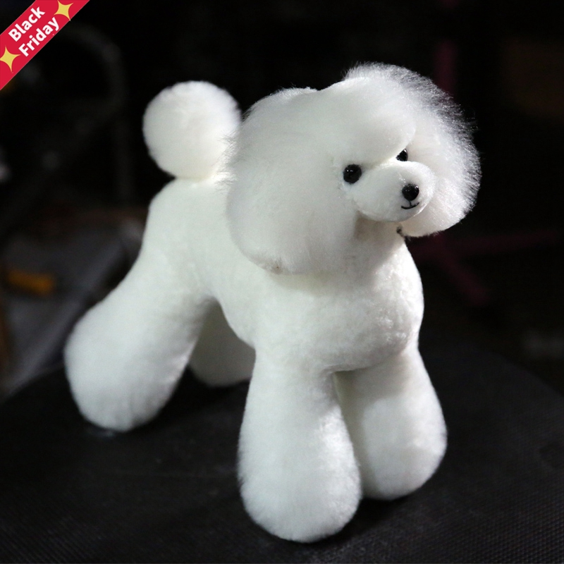 Asia fusion grooming Teddy bear mannequin Grooming model dog 1 dummy with 1 teddy bear body wig