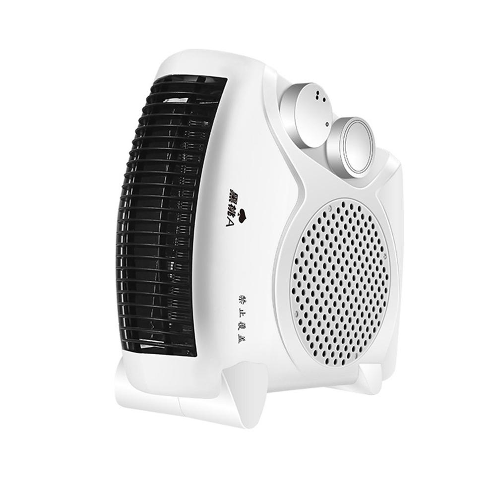 Mini Vertical Horizontal Dual-Use Heater Desktop Heater Home Bedroom Living Room Heater Office Mini Electric Heater
