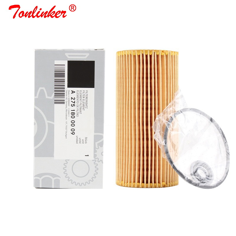 Image 3 - Oil Filter A2751800009 1 Pcs For Mercedes S CLASS W220 W221 W222 V222 X222 A217 C215 C216 C217 S600 CL600 S65AMG CL65AMG Model-in Oil Filters from Automobiles & Motorcycles