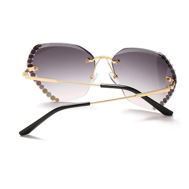 Fashion Crystal Sunglasses 1
