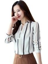 Fashion Hot sale Floral Print Blouse Women Tops Spring Autumn Female Long-Sleeve Chiffon Ruffle Blouses Office Lady shirts