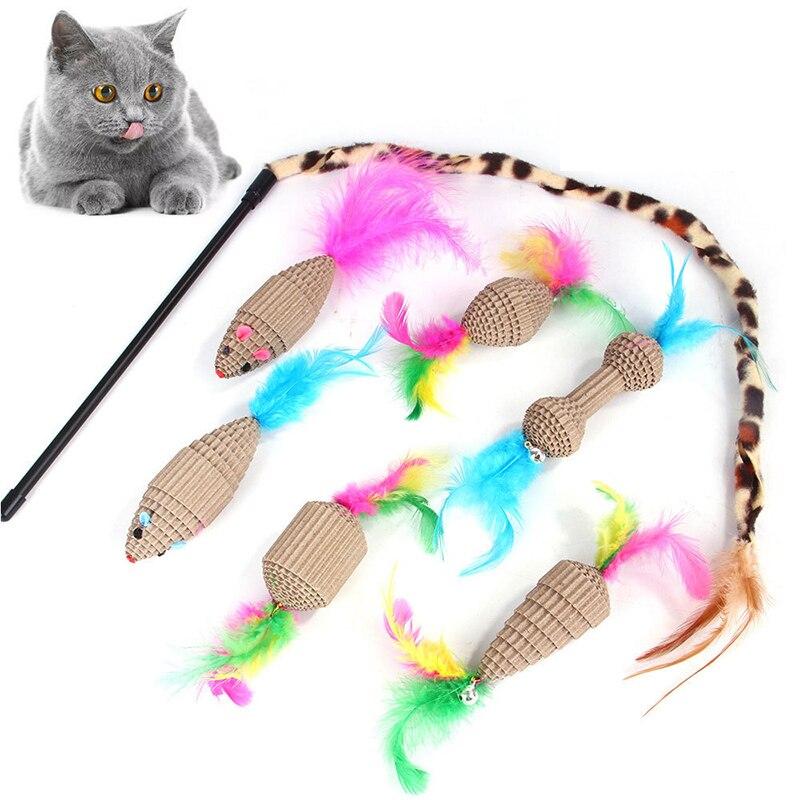 7pcs cat toy