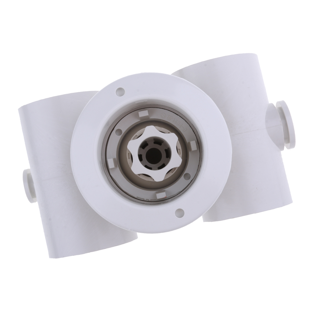 Swimming Pool Nozzle, Massage Water Outlet Bathtub Nozzle, Strong Sprinkle Eyeball Mount Spa Back Jet