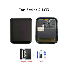 For Apple Watch Series 2 LCD Display Touch Screen Digitizer Series2 38mm/42mm Pantalla Replacement 2 Free Gifts