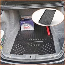 Для bmw f01 f02 08 15 черный резиновый Коврики для багажника