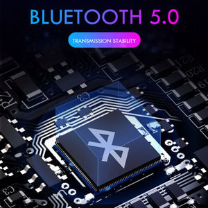 Image 3 - אלחוטי Bluetooth 5.0 אוזניות TW08 TWS מיני אוזניות אוזניות