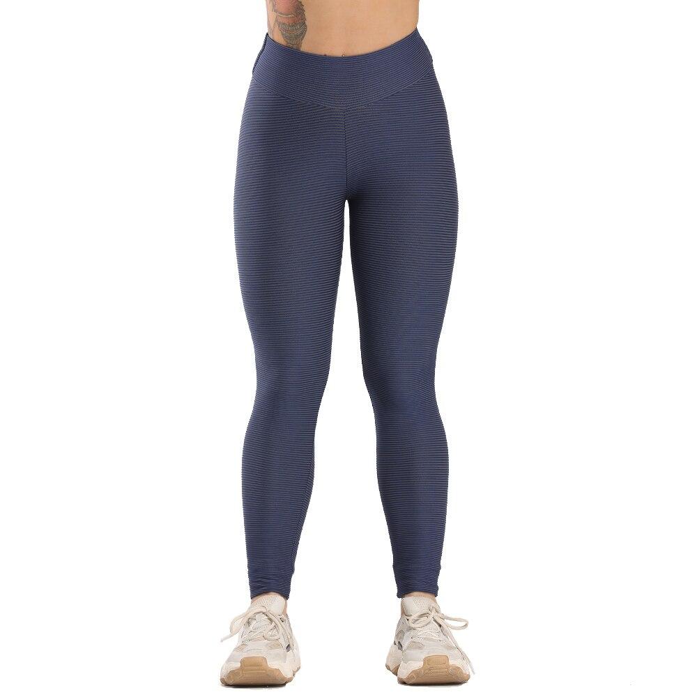 Women Sport Textured Booty Leggings 16