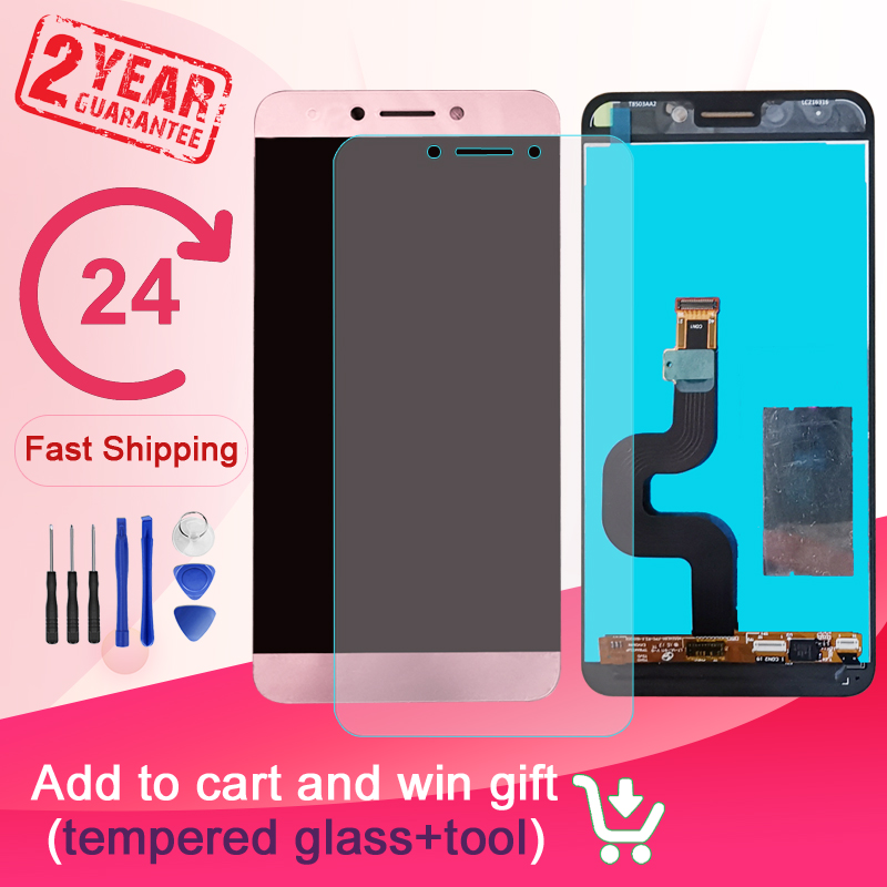 For Letv LeEco <font><b>Le</b></font> <font><b>2</b></font> Le2 Pro X620 X520 <font><b>X526</b></font> X527 X529 LCD Display Touch <font><b>Screen</b></font> Digitizer Assembly Replacement image