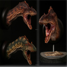 ALLOSAURUS Bust Collectible Head Statue MUS010A/B Museum Series Toys Exceptional Faucet 12 Model