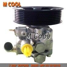 High Quality Power Steering Pump For Mitsubishi Pajero / Montero V64 V64W MR418476 2 piece x for mitsubishi pajero triton l200 4x4 montero galloper all 91 d 50 locking hubs b012hp avm 443hp