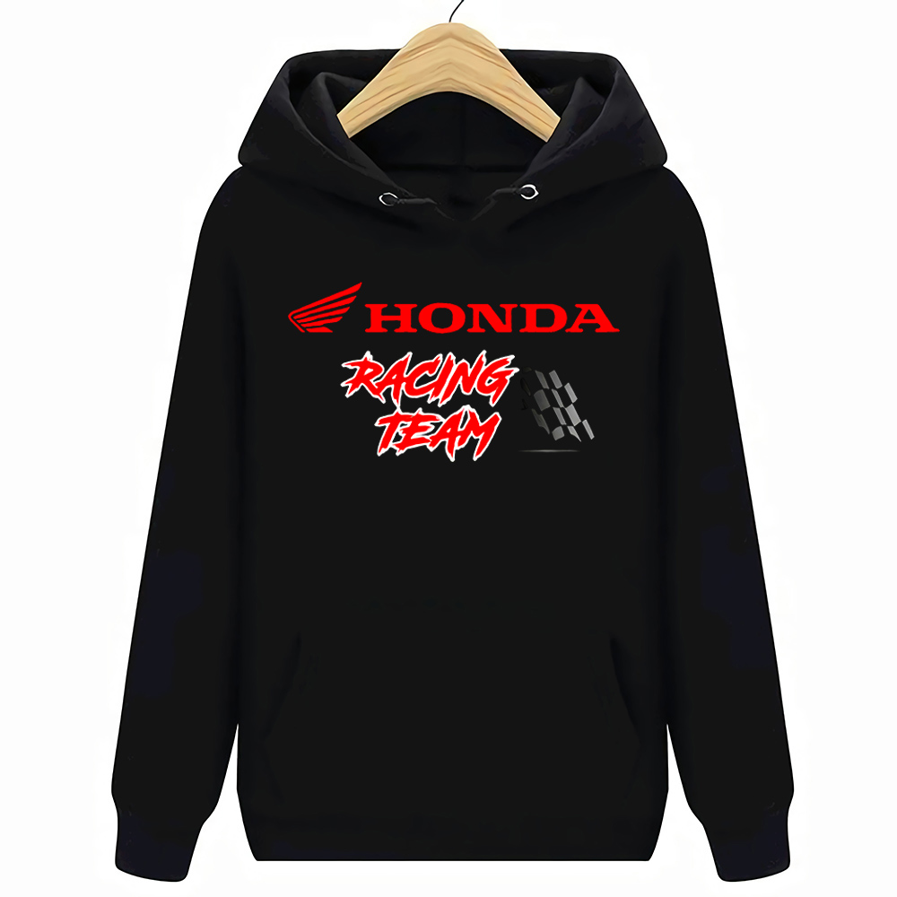 2019 NEW Honda HRC Racing Zip Hoodie Moto GP**