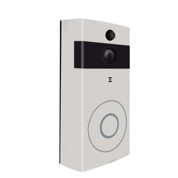 New Wire-free WiFi Video Doorbell With 8G SD Card Rechargeable Night Vision HD Camera for Phone EM88