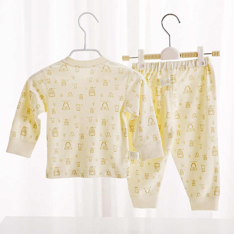 Cotton Nguyên Chất Không Xương Trẻ Sơ Sinh Quần Lót Cardigan Phù Hợp Với Bé Heattech Cotton Trẻ Em Quần Lót Phù Hợp Với Đặc Biệt Đề Nghị Closeout