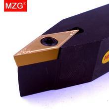 Держатель инструментов для токарного станка MZG SVVBN1010H11 8*8 10*10 S