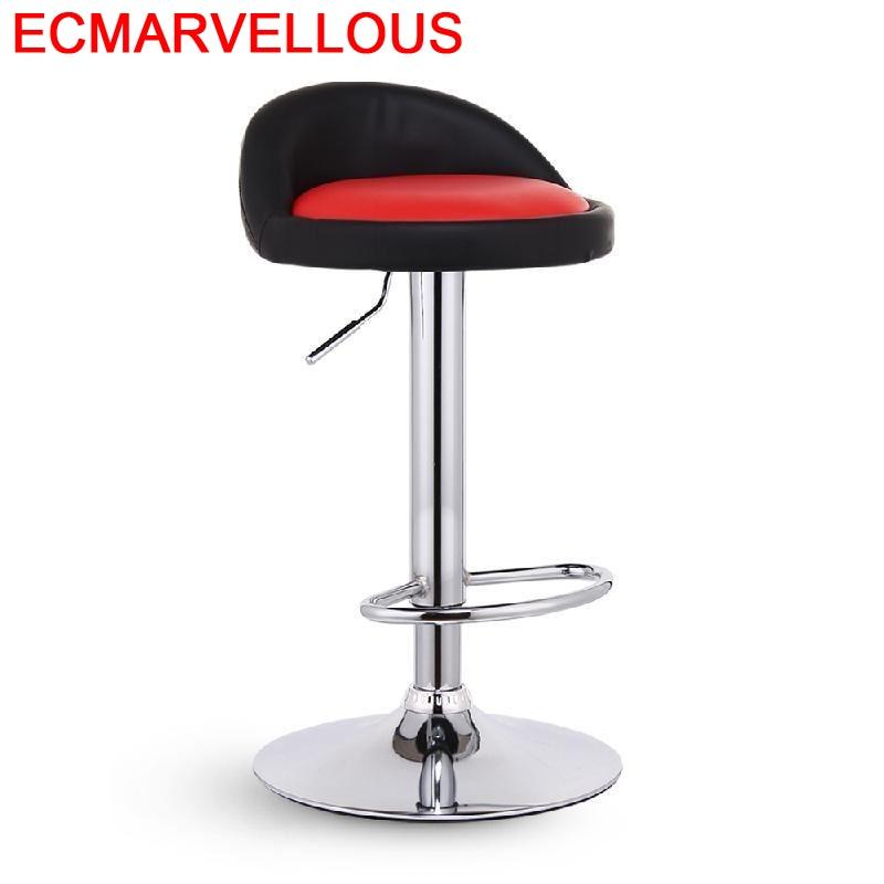 Banqueta Todos Tipos Sedia Sgabello De La Table Stoelen Fauteuil Para Barra Taburete Stool Modern Silla Cadeira Bar Chair
