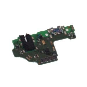 Image 3 - USB プラグの充電器ボード Huawei 社の名誉 8X マイクモジュールケーブル Huawei 名誉 8X 電話の交換修理部品