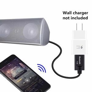 Image 4 - VIKEFON Bluetooth приемник USB bluetooth аудиоресивер 5,0 ключ 3,5 мм, AUX, разъем беспроводной автомобильный музыкальный передатчик Кабель адаптер