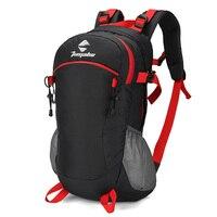 Neue Wasserdichte Nylon Außen Reise Rucksack Rucksack Sport Tasche Mit Regen Abdeckung Camping Wandern Trekking Rucksack-in Klettern Taschen aus Sport und Unterhaltung bei