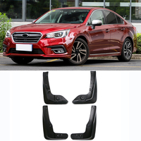 OE Styled Car Mud Flaps For Subaru Legacy Sedan 2016 2017 2018 Mudflaps Splash Guards Mud Flap Mudguards Accessories car styling|Mudguards| |  -