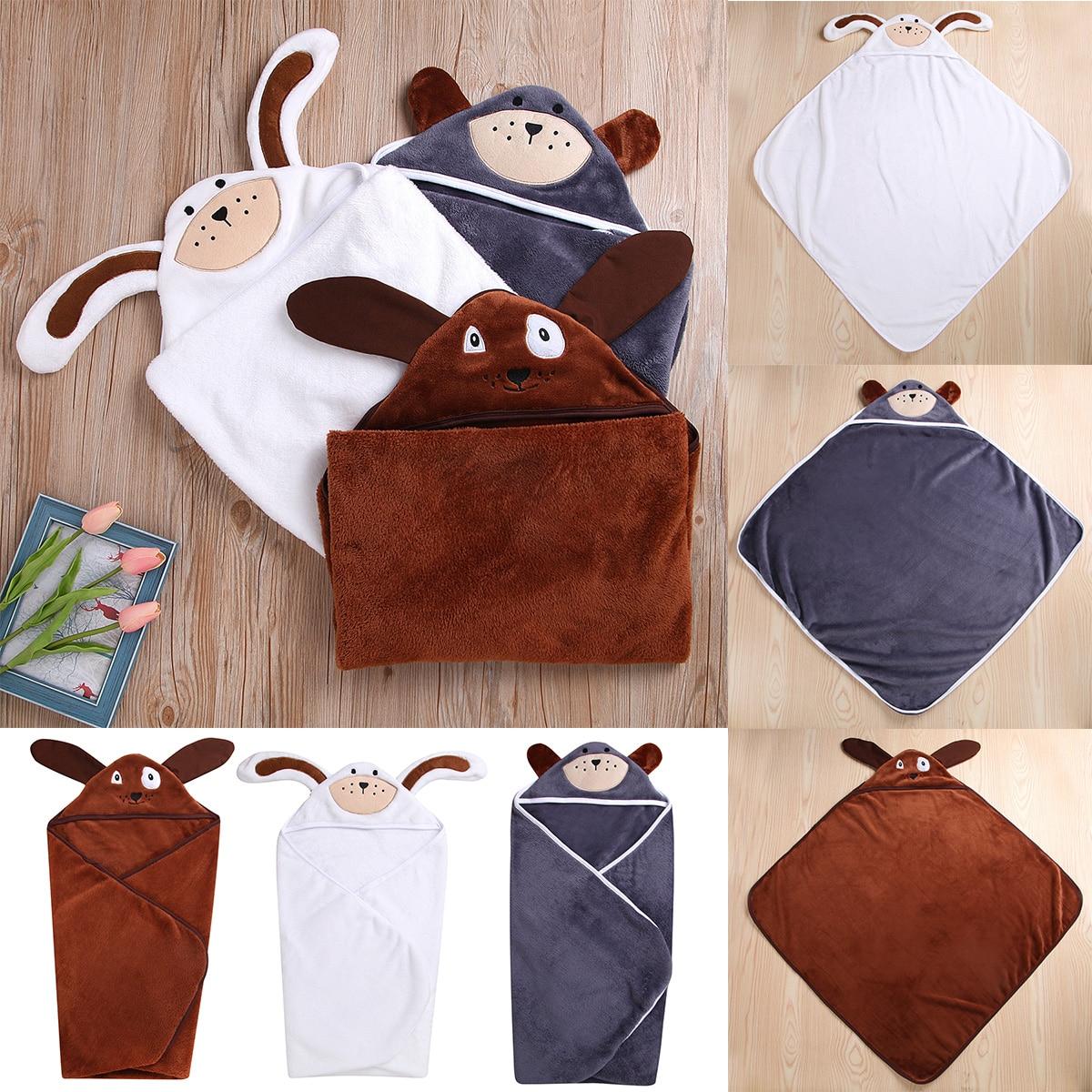 Половина цены, халат для маленьких мальчиков и девочек, г., детский халат, мягкий фланелевый Халат, пижамы Коралловая теплая одежда для маленьких детей от 0 до 18 месяцев - Цвет: White