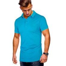 цены Mens Polo Shirt Brands Clothing New Short Sleeve Summer Leisure Shirt Man Poloshirt Men Plus Size Polo Shirts Large size 3XL