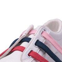 Coolstring 12,7 MM Polyester Baumwolle Perfekte Qualität Schuh Zubehör Für Frauen Sneaker Stiefel Leinwand Walking Einkaufen Täglichen Schnürsenkel